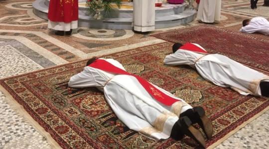 Una grande festa per i due nuovi sacerdoti SOdC