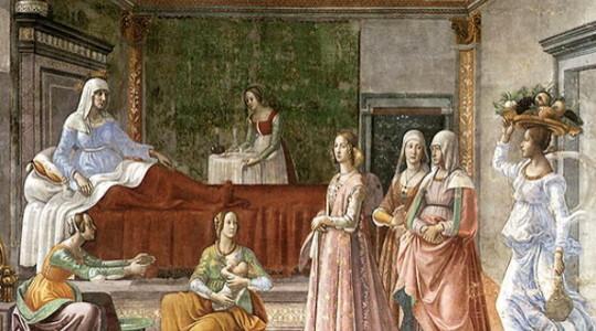 Natività di Giovanni Battista