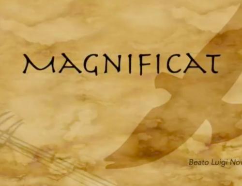 Terza puntata del Magnificat in rete