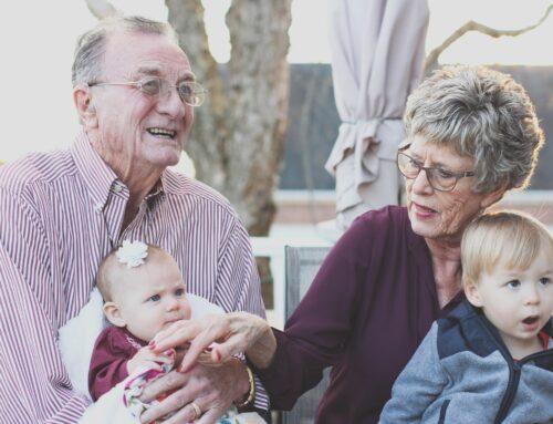 La missione dei nonni, la vicinanza dei giovani