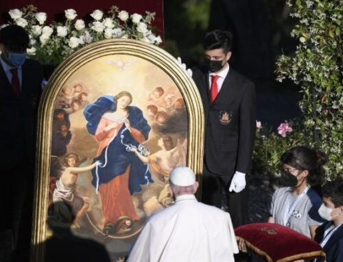 Papa Francesco: per uscire bene dalla pandemia, ricostruire con pazienza e costanza