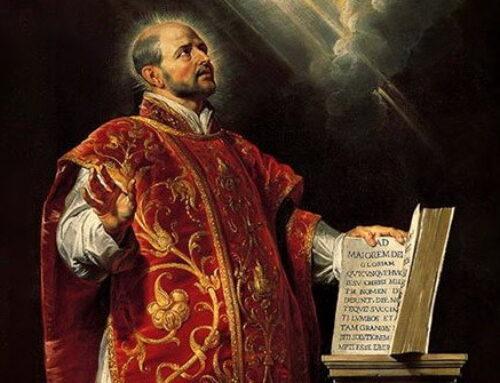 Sant'Ignazio di Loyola e gli Esercizi spirituali