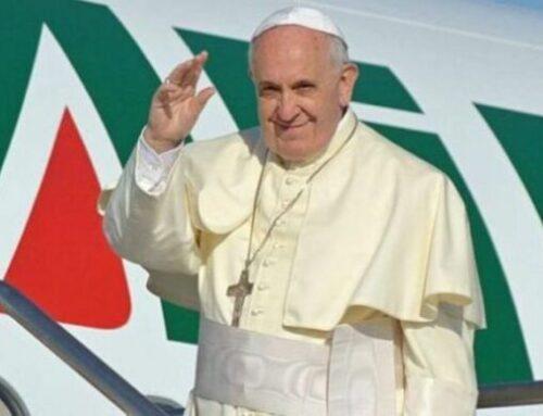 """Papa Francesco conferenza stampa in aereo: """"L'aborto è un omicidio"""""""