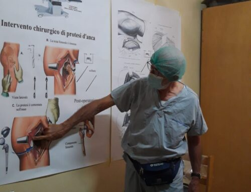Missione chirurgica ortopedica a Mouda 2021